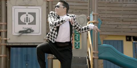 Другий кліп автора Gangnam Style набрав мільярд переглядів (ВІДЕО)