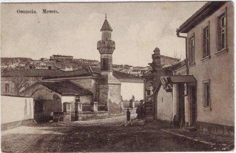 У Феодосії на місці ханської мечеті збудують храм РПЦ
