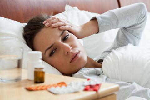 Скільки українців уже захворіли на грип