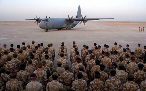НАТО приводить у повну бойову готовність 300 тис. військовиків через Росію