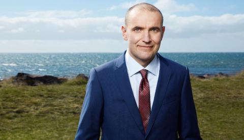 Президент Ісландії відмовився від надбавки до зарплати