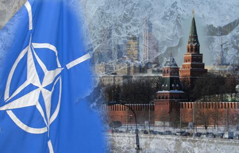 """У Кремлі заявили, що """"агресивність"""" НАТО """"витравити неможливо"""""""