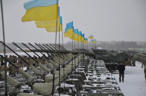 Кабмін перерозподілив 1 млн грн на потреби Збройних сил