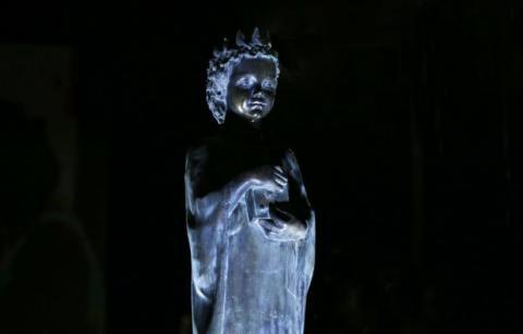У Києві з'явився пам'ятник Анні Ярославні