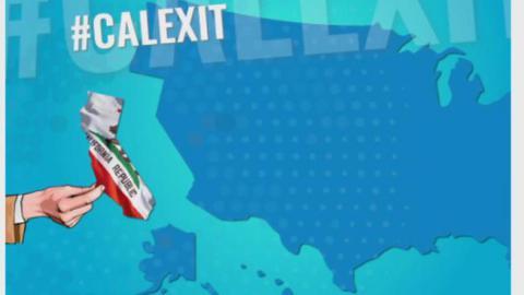 В Каліфорнії організують референдум про вихід штату зі складу США