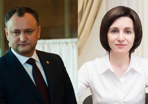 На виборах у Молдові перемагає Ігор Додон