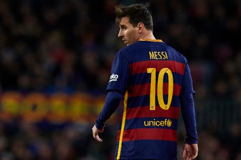 """Мессі не хоче продовжувати контракт із """"Барселоною"""""""