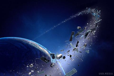 Російські вчені запатентували спосіб очищення орбіти від космічного сміття