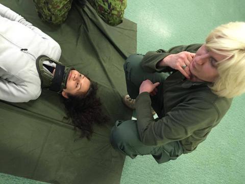 Українські військові медики завершили навчання в Естонії