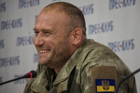 Дмитра Яроша нагороджено орденом Богдана Хмельницького III ступеня