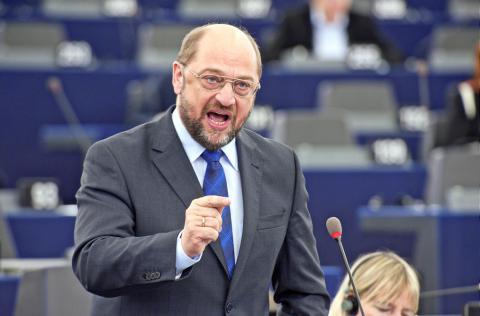 Президент Європарламенту Мартін Шульц не буде балотуватися на свій нинішній пост