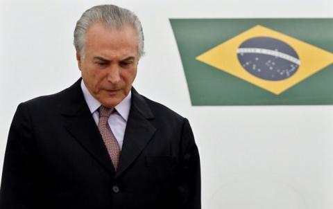 Нового президента Бразилії вже підозрюють у корупції