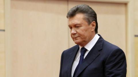 Віктор Янукович прийшов до суду (ВІДЕО)
