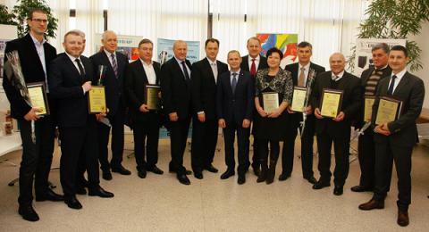 9 київських підприємств перемогли у конкурсі «Столичний стандарт якості»