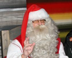 На 66-й паралелі, або Європейський дім Різдвяного діда (ФОТО)