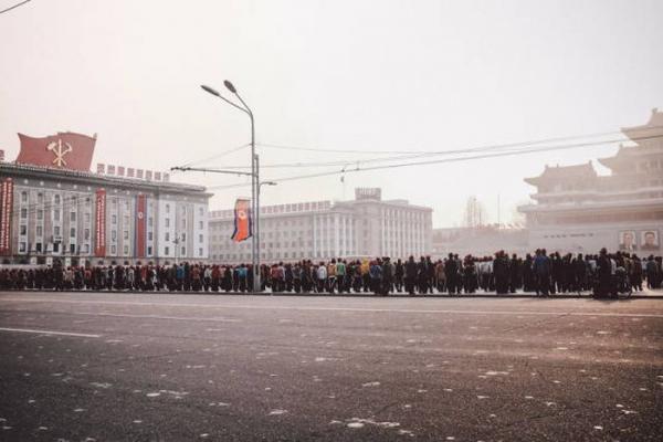 Дозволені до показу за кордоном знімки Північної Кореї (ФОТО)