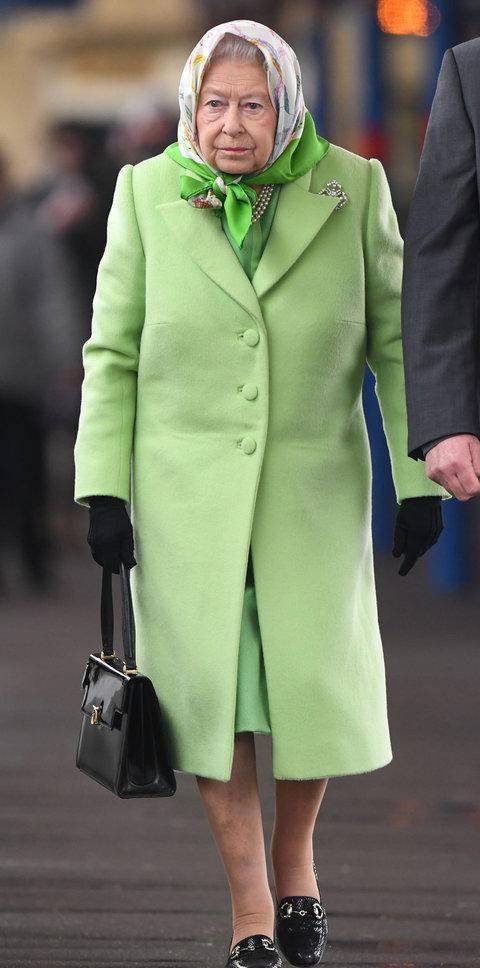 Найкращі образи королеви Англії (ФОТО)
