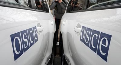 ОБСЄ прийняло рішення не патрулювати на Донбасі