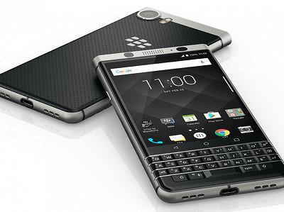 Новий смартфон BlackBerry вийде в травні