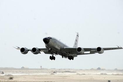 Британський літак-шпигун відстежили через мобільний додаток