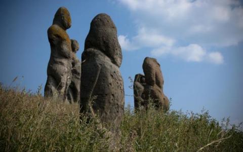 У Кіровоградській області України знайшли унікальний скіфський артефакт