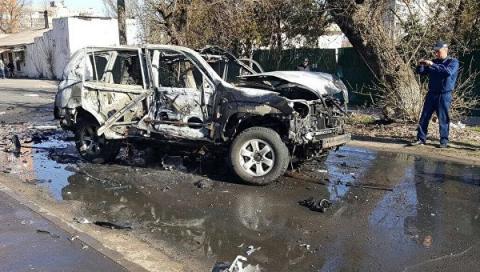 В Маріуполі загинув старший офіцер СБУ