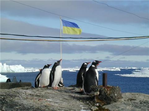 Українська експедиція вирушила у Антарктиду