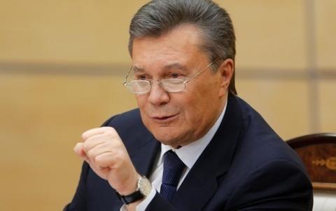 Янукович подав в суд на українське видання