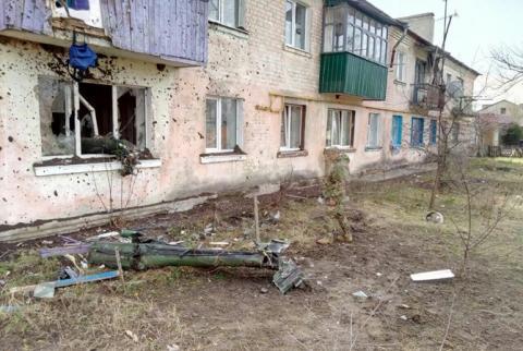 Життя після пекла: У Балаклії пройшли зaходи з прибирaння території (ФОТО)