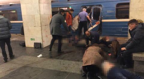 Через вибух у метро загинули 10 осіб, — російські ЗМІ