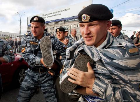 Вибух у метро в Санкт-Петербурзі – спосіб втихомирити населення?