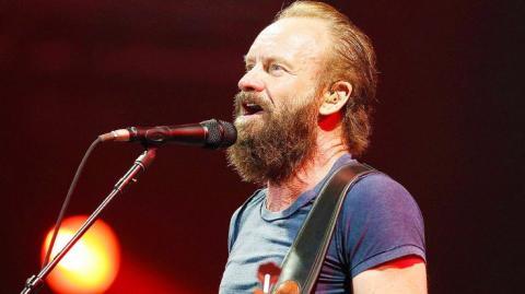 Легендарний Sting виконає український гімн