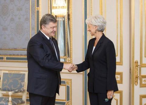Україна отримала значне фінансування від  МВФ