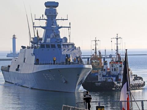 Турецькі військові кораблі увійшли в Одеський порт (ФОТО)