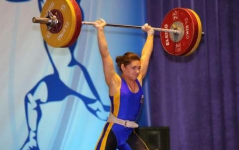 Українка завоювала срібло на Чемпіонаті Європи