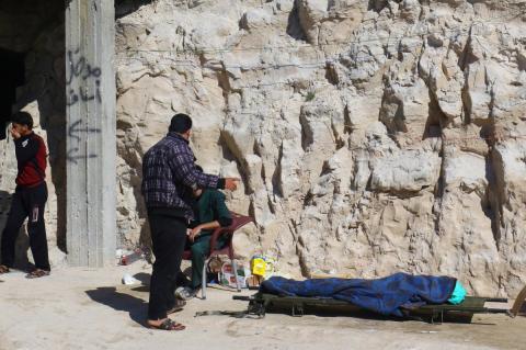 Режим Асада застосував хімічну зброю: понад 50 жертв (ФОТО)