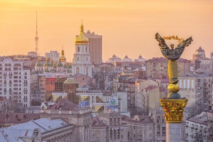 Мер Києва презентував столицю України (ВІДЕО)