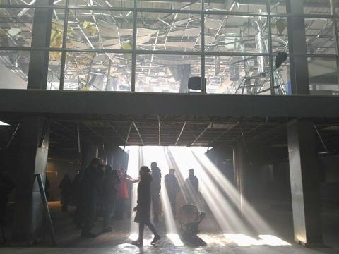 Історія героїв: як знімають фільм про захисників Донецького аеропорта (ВІДЕО)