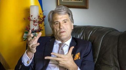 Ющенко розповів, як зупинити майбутній крах банківської системи України