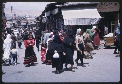 До війни: як виглядала сирійська столиця 50 років тому (ФОТО)