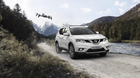 Дрон у подарунок: Nissan презентував спецверсію X-Trail (ФОТО)