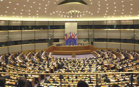 Невідомі зірвали розгляд українського безвізу в Європарламенті