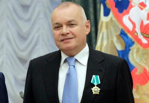 Топ-пропагандисту Путіна влаштували провокацію (ВІДЕО)