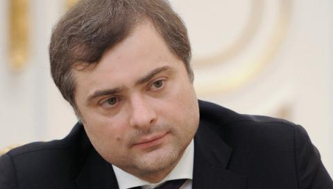 Сурков буде представляти Росію на зустрічі в Мінську