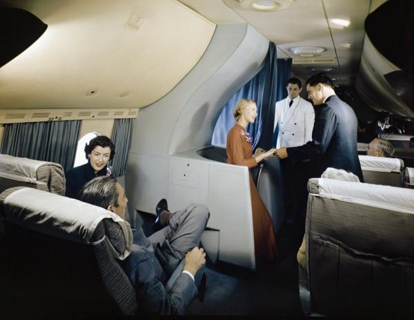 Золотий час авіації: як літали в 50-х роках (ФОТО)