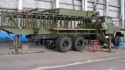 Українці розробили потужну радіолокаційну станцію, яка буде відправлена в АТО (ВІДЕО)