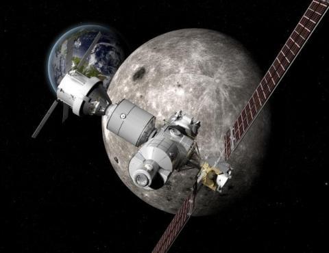 Компанія Boeing посадить людей на Марс