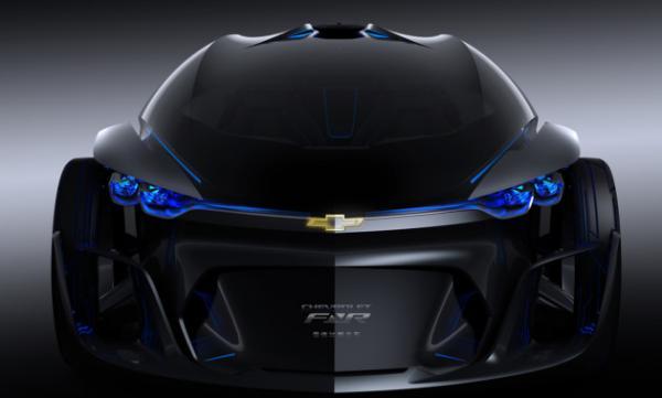 Chevrolet анонсувала прем'єру спорткара майбутнього (ФОТО)