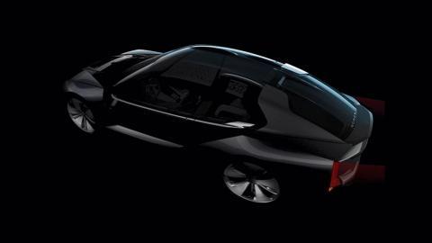Koenigsegg розробив карбоновий електрокар (ФОТО)