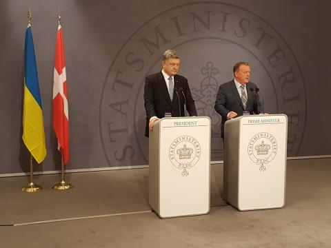 Україна отримає від Данії велику суму для проведення реформ
